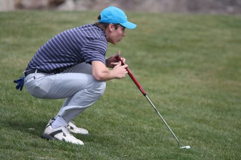 Boys golf team takes third at Prairie Highlands Invitational