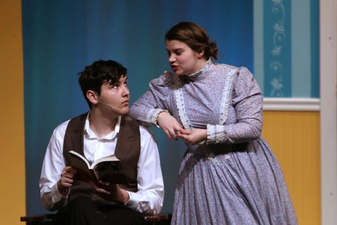 "Students act in spring production of ""Pride and Prejudice"""