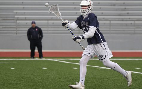 Lacrosse team finds victory at Shawnee Mission South