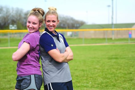Softball manager grows close with head coach