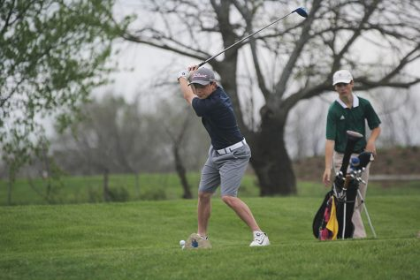 Boys golf places seventh in invitational at Sycamore Ridge