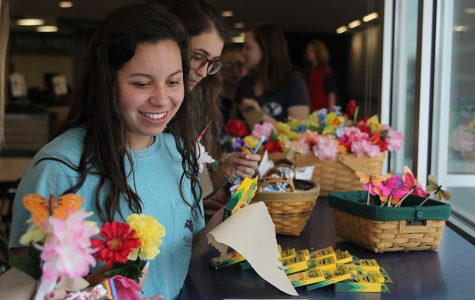 JagPRIDE hosts May Day basket-making seminar