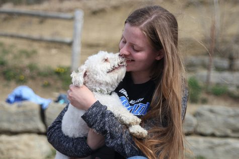 Students form companionships with pets