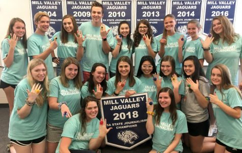 Journalism wins seventh state title in 5A state contest