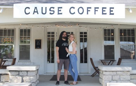 Local coffee shop gives back to various charities
