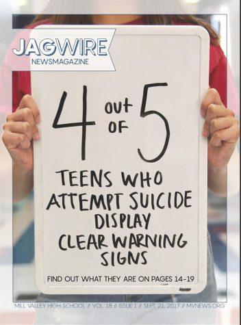 JagWire: Volume 18, Issue 1