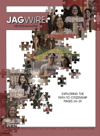 JagWire Newspaper: Volume 19, Issue 3