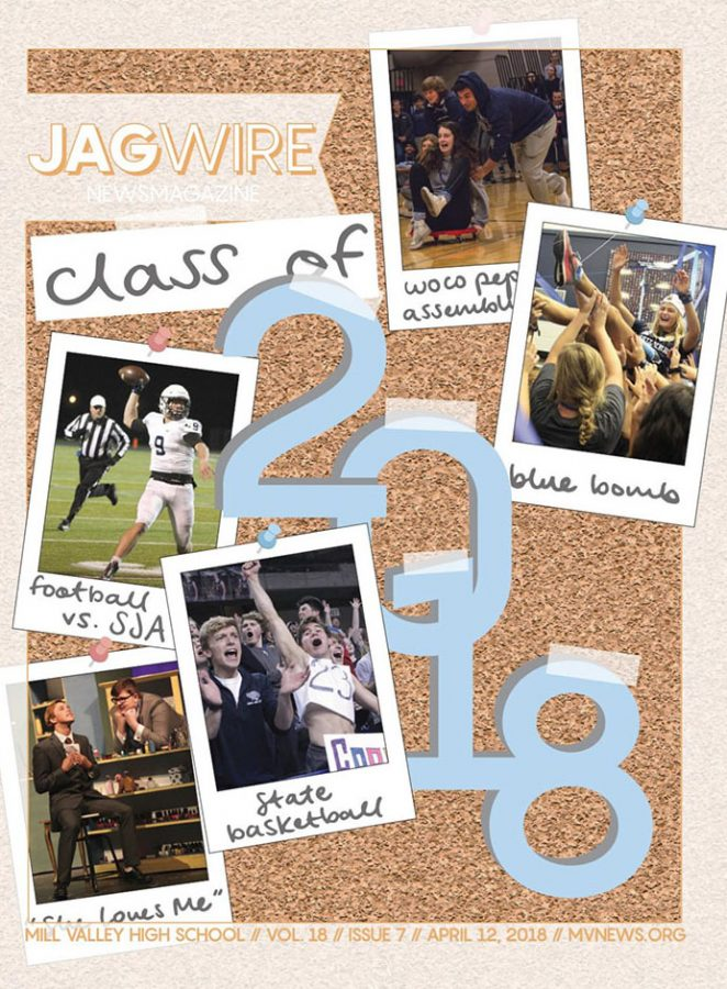 JagWire: Volume 18, Issue 8