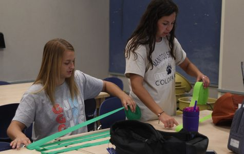 StuCo prepares for jungle-themed Homecoming week