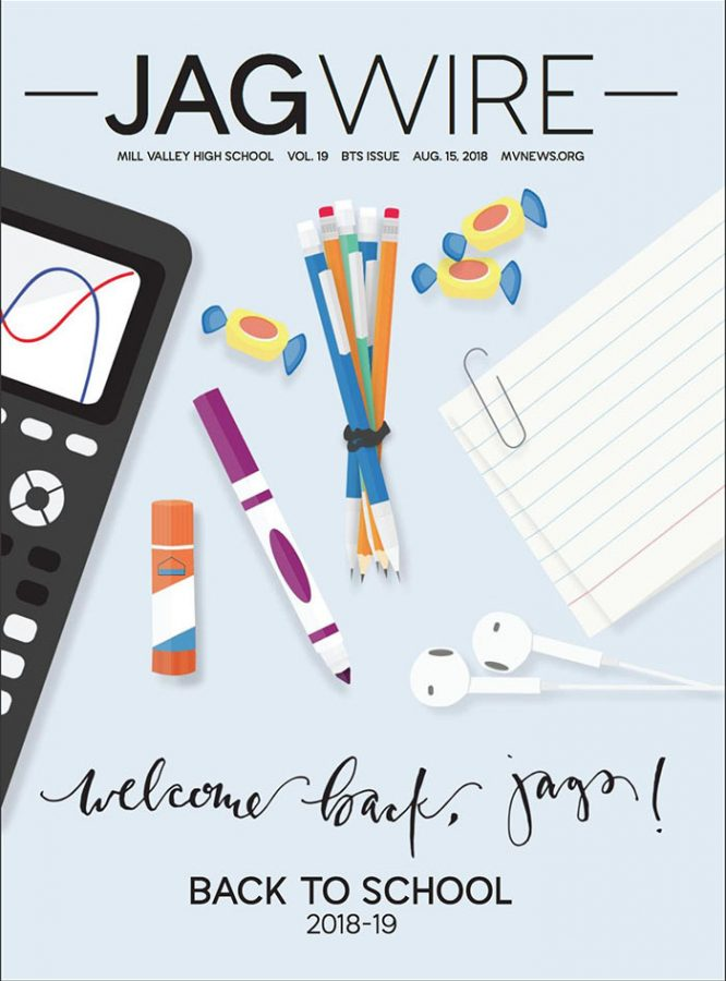 JagWire Newspaper: Volume 19, Back to School Issue