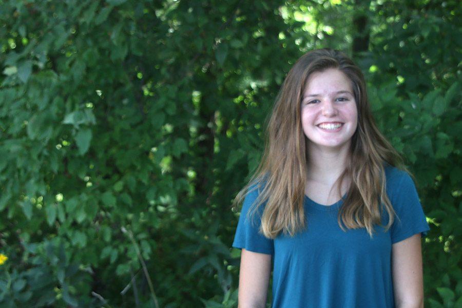 Lexi Claeys, MVTV reporter/videographer