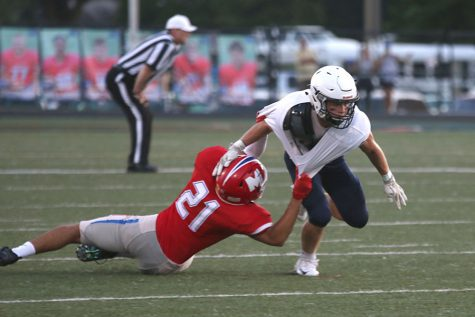 Gallery: Jaguars fall against Bishop Miege