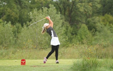 Girls golf finishes fifth at Lawrence High invitational
