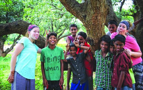 Seniors go to South India on a mission trip