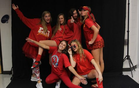 Gallery: Homecoming Photo Booth: Wednesday, Sept. 5