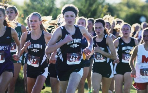 Cross country girls place first and boys named runner-ups at EKL tournament