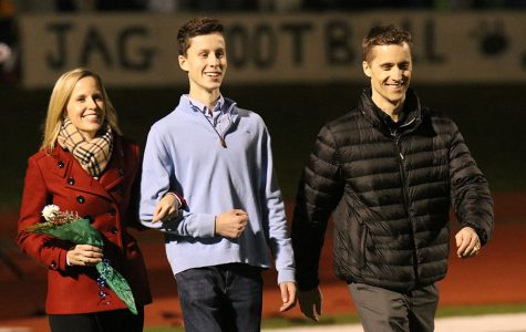 Gallery: Fall sports players recognized at senior night