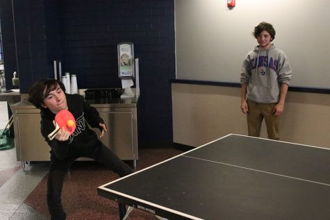 New table tennis club promotes fun and competitive environment for its members
