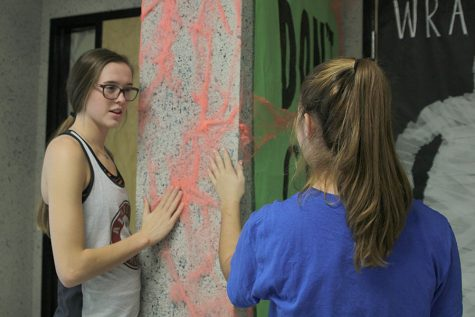 jagPRIDE hosts door decorating contest for Red Ribbon Week