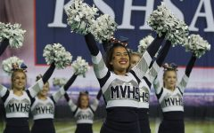 Gallery: Cheer team places 14th at state competition