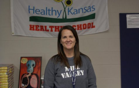 New bowling coach, Amy McClure, is ready to lead team to victory.