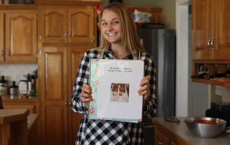 Senior Adelle Warford shares the story of her passion of Thanksgiving cooking