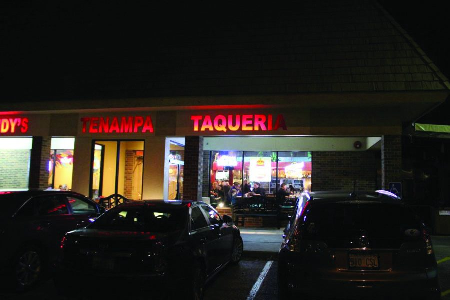 JagWire staffers visited Rudy's Tenampa Taqueria on Wednesday, Nov 7. It is located at 8710 Lackman Road, Lenexa, KS.