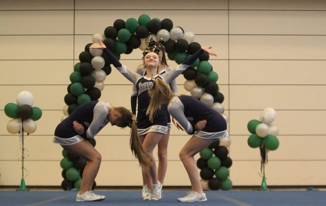 Gallery: Cheer squad receives second overall at Blue Valley Southwest