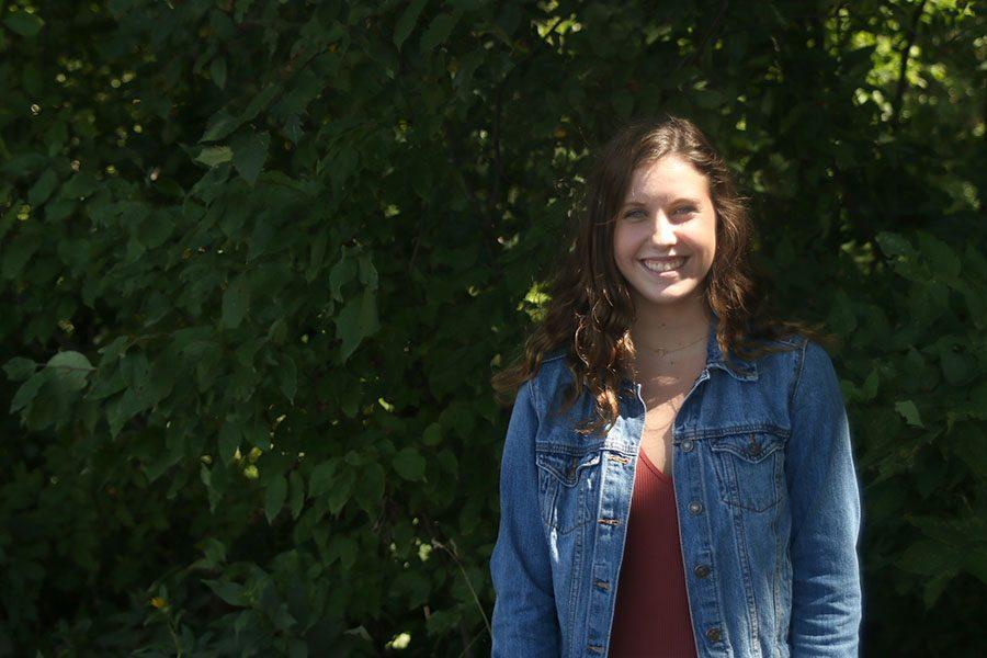 Lexie Logsdon, MVTV reporter/videographer