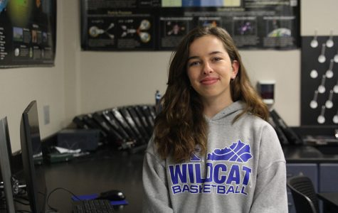 While still holding on to her love for fashion, junior Belle Baker pursues STEM-based activities and classes, and is a member of the Robotics team.