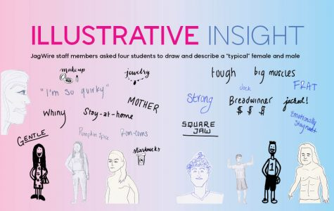 Gallery: Students illustrate gender stereotypes