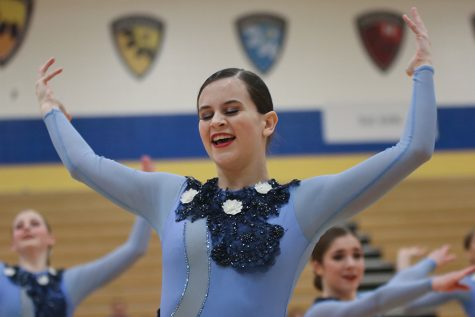 Silver Stars dance team receives division high point at Kansas City Classic