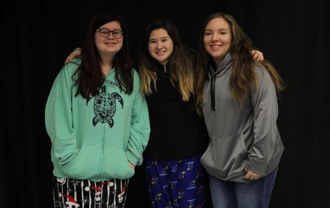 Gallery: Winter Homecoming Photo Booth: Monday, Jan. 28