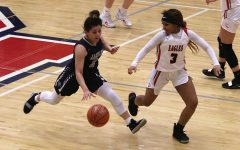 Girls basketball loses in sub-state title game to Olathe North