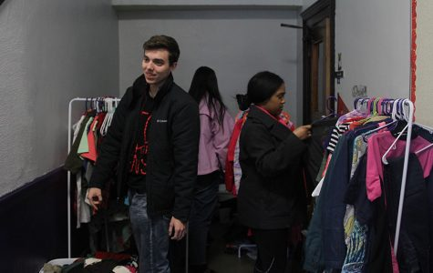 Youth for Refugees holds second Closet Cleanout for Kansas City International Academy