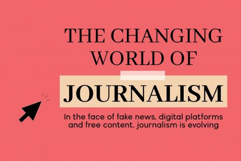 New changes to journalism affect how students get their news