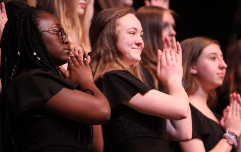 Gallery: Choirs perform at spring concert in preparation for regional competition