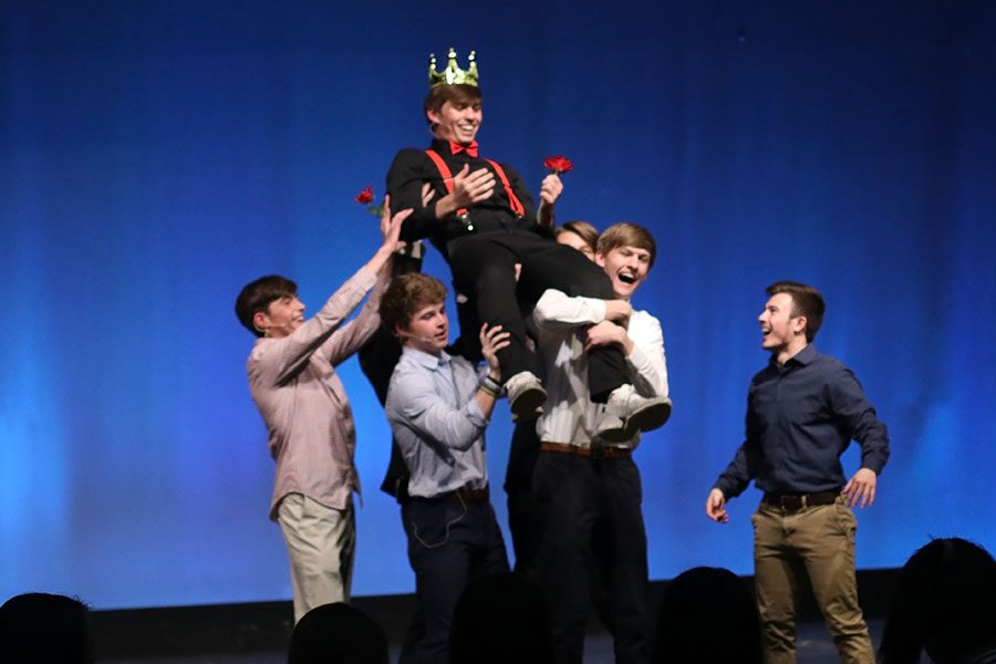 StuCo holds fourth annual Mr. Mill Valley