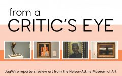 JagWire staffers review art at the Nelson-Atkins Museum of Art