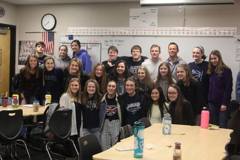 FCA hosts guest speaker at their morning meeting