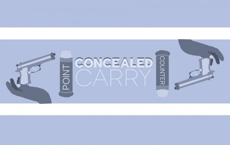 Point-Counterpoint: Should concealed carry remain legal?