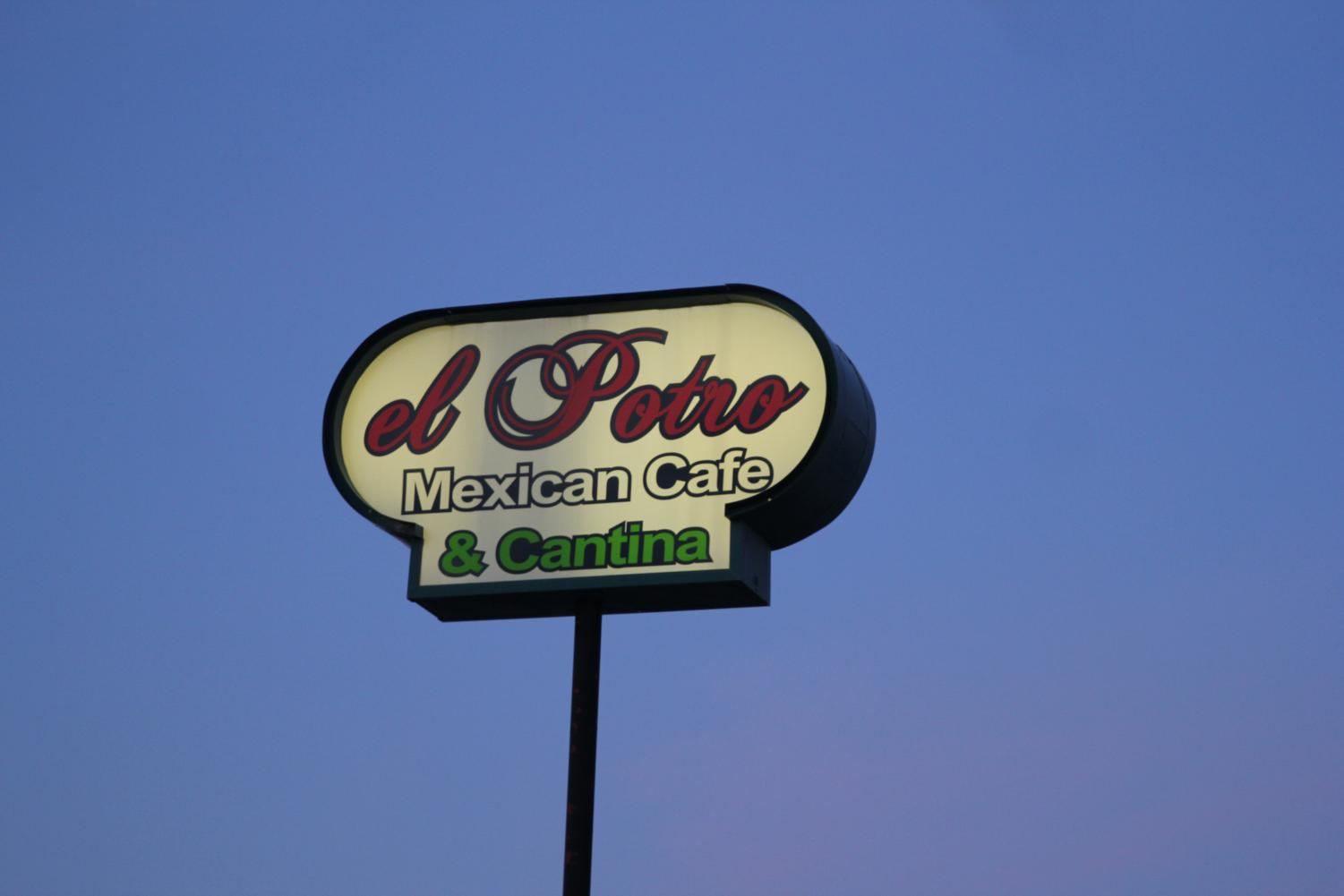 JagWire staffers visited El Potro on Friday, Apr 12. It is located at 13035 Canaan Center Dr, Bonner Springs, KS.