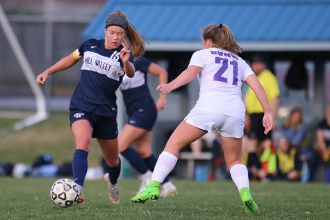 Girls soccer defeats St. James