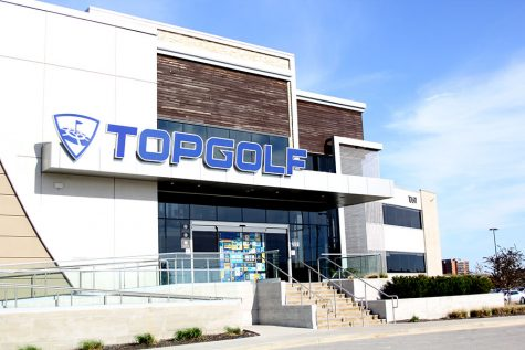 After Prom moves to Topgolf