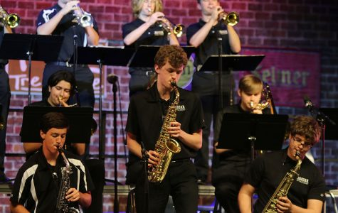 "Jazz band wins ""Outstanding Jazz Award"" at Kansas City Jazz Summit"