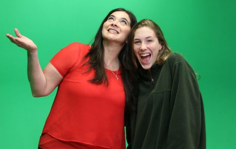 After taking both video productions and broadcast with Dorothy Swafford, senior Carly Tribble decided that she wanted to strategic communications.