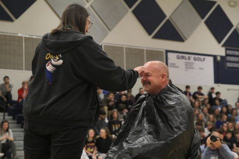 StuCo hosts third annual Mr. Mill Valley and raises $300 for the Shawnee Special Olympics