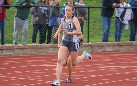 Gallery: Girls track team places first at the Shawnee Mission North Relays