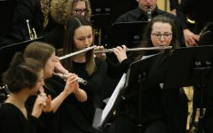Gallery: Band performs at the final concert of the year