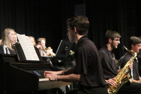 Jazz band performs in final concert of the year – Mill